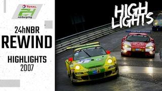 Zweiter Sieg in Folge für Manthey Racing! | 24h-Rennen Nürburgring Rewind | Highlights 2007
