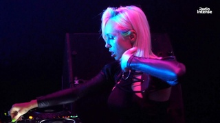 Marika Rossa - Live  Ekho club, Madrid, Spain  / Techno Mix