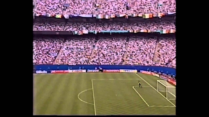 Rep of Ireland v Italy 1994 Full Game