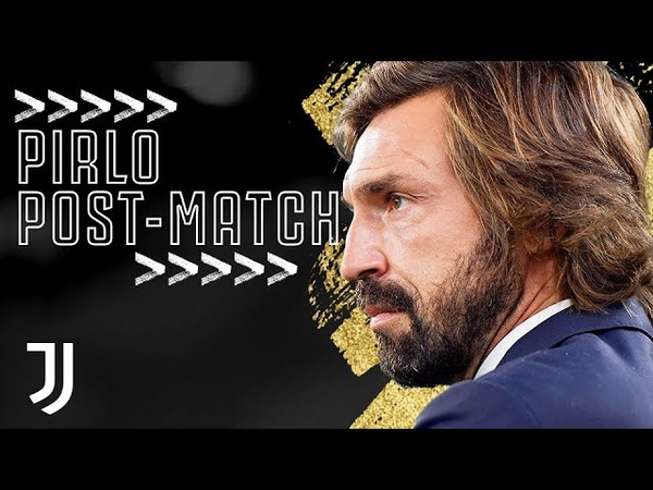 🎙 PIRLO POST MATCH Andrea Pirlo Speaks after his first Juventus Victory as Manager JUVESAMP