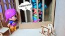В ТЮРЬМЕ У БАБКИ ГРЕННИ КУКЛА ЛОЛ сюрприз! Сможет ли выбраться Мультики истории с куклами