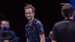 Медведев – Тим. Обзор финала Итогового турнира АТР