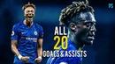 Tammy Abraham All 20 Goals Assists 2019 20 So Far