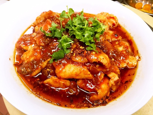 最讚的四川水煮魚片做法 美食天堂 CiCi's Food Paradise