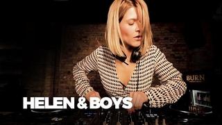 Helen&Boys - Live  Radio Intense Kyiv  / #MelodicTechno Mix