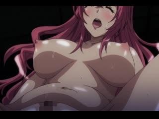 Aku no Onna Kanbu: Full Moon Night R - 02 (2 серия) Хентай Hentai