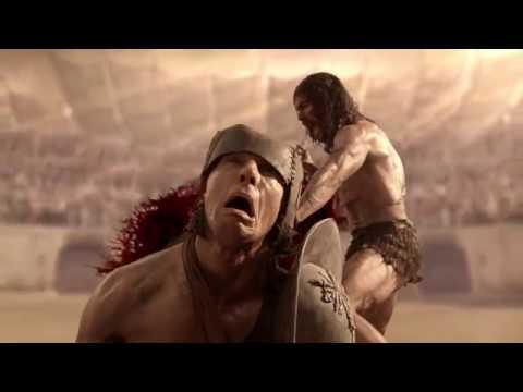 ⚔ Спартак Кровь и песок Четверо на одного Первый бой в колизее