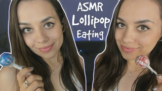 ASMR | Twin Lollipop Licking | ASMR CANDY EATING & Lips 🍭 | Twin Tingles ✨