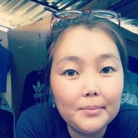 Фото профиля Алены Монгуш