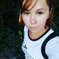 Ксюша Вахонина фото со страницы ВКонтакте