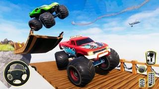 Off road Car Games - Mountain Climb Stunt - Impossible Mega Ramp Stunts Game Car Racing Drive #1