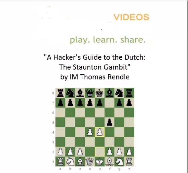 A Hacker's Guide to the Dutch The Staunton! - 19.3.mp4 AMBq1V_9zsk