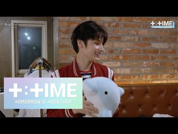 [T:TIME] Save the dolphin dolls! - TXT (투모로우바이투게더)
