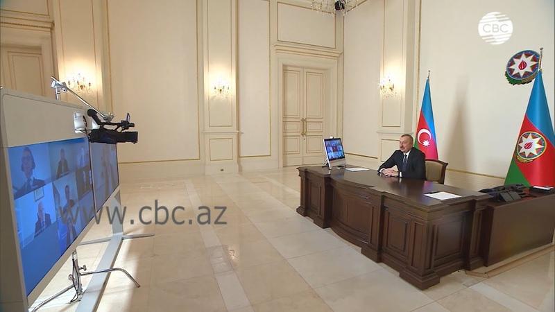 Президент Ильхам Алиев принял нового президента ЕБРР