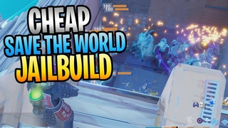 Cheap Save The World Jailbuild For PL 160 Missions And Venture Zone