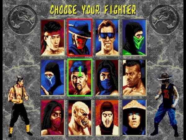 Mortal Kombat 2. I Season. League. Круг 1, Тур 3. TubusTD vs Death Devil
