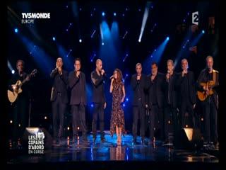 Les copains d'abord en corse (15.10.2016) с русскими субтитрами