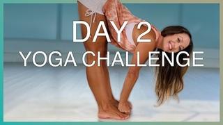 Day 2 — Ashtanga Yoga Challenge — 30 Day Journey