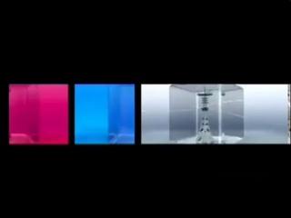 Рекламные заставки ОНТ (синее растение) 2010-2015