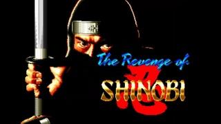 The Revenge of Shinobi прохождение (Sega Mega Drive, Sega Genesis)