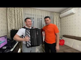 Әнвәр Нургалиев. Баянда - Ильфат Шаехов. Татар халык җыры.