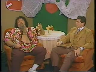 WF016 The Life And Times Of Captain Lou Albano