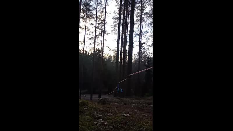 ДавайРодной ВШАПКАХТРЕЙЛ Финишный рывок в горочку Игорь Маликов БЕЛЫЕ ВОЛКИ