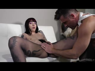 Charlotte Sartre - Anal For Him and Her [All Sex, Hardcore, Blowjob, Lingerie]