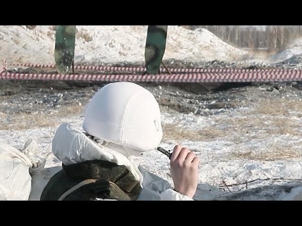 Метание ручных осколочных гранат