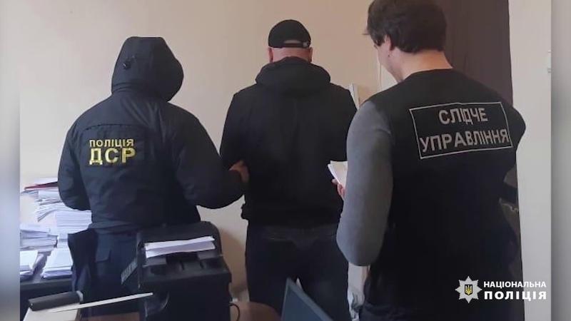 Поліція викрила злочинну групу яка вчиняла розбійні напади на мешканців Одеси