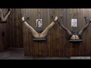 Czech Fantasy 9, Групповая ебля узеньких чешских дырочек porno sex semen blowjob sperm отсосы минет сперма кончил в рот глотку