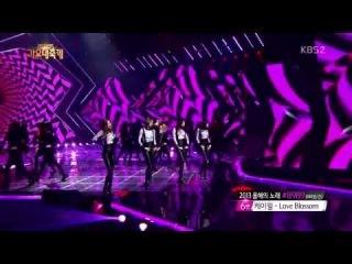 [720p] 131227 Girl's Day - Expectation @ 2013 KBS Gayo Daejun