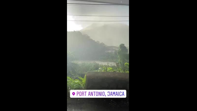 Барнс на Ямайке
