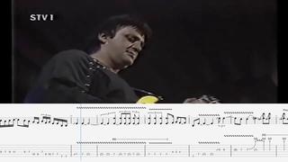 Frank Gambale (Vital Information) - Europa (Guitar solo transcription)