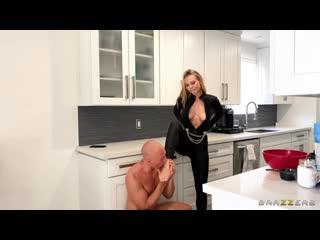 Aidra Fox - Aidras Catsuit Tease [секс, минет, порно, инцест, анал]