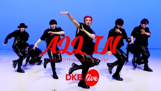 DKB - ALL IN   Performance LIVE Ver.