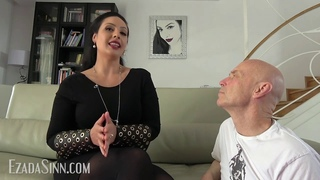 Talking Matriarchy with sit Sinn  Episode 6 about what    Feet Fettish foot worship femdom