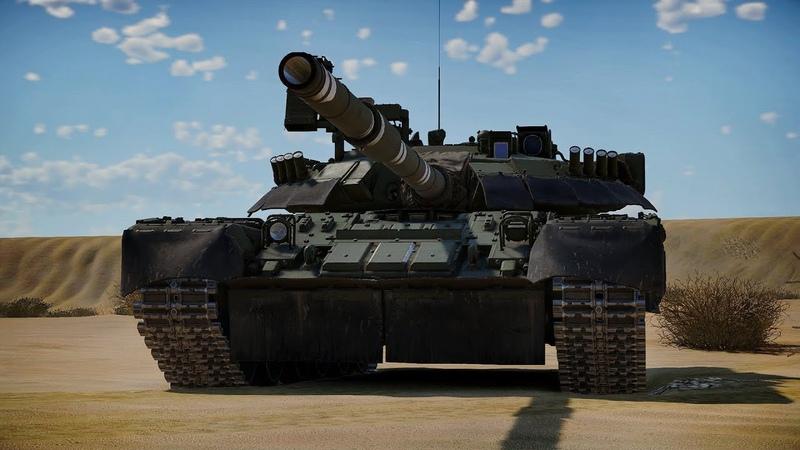 T 80U Quick Battle War Thunder