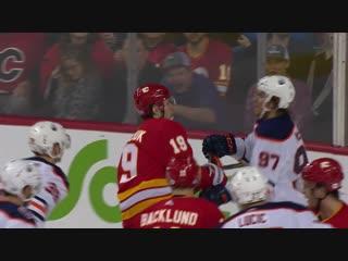 NHL 2018-2019 / RS /  / Calgary Flames - Edmonton Oilers