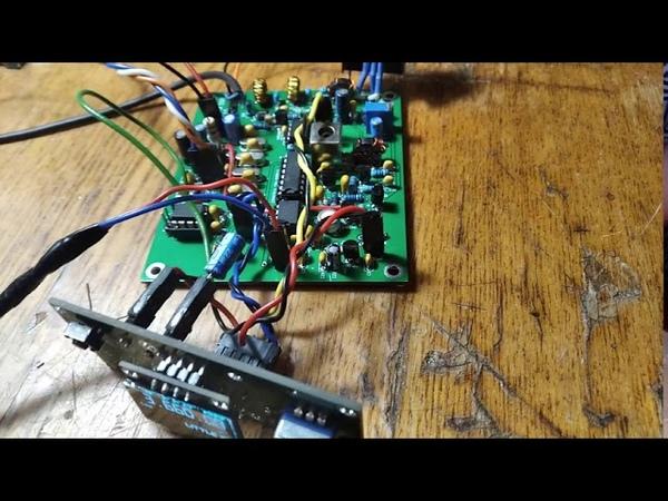 Мини QRP трансивер QSO Little RTX
