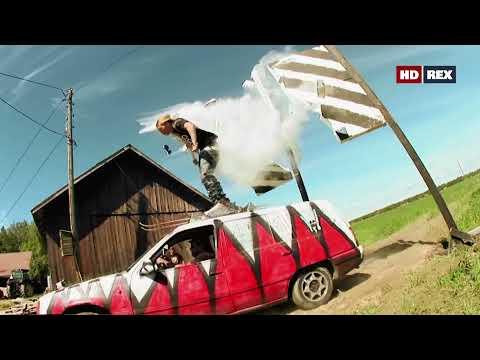 Горячие финские парни шоу находящееся за рамками логики и адекватности на HD REX