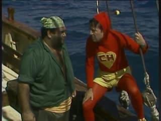 Chapolin - Piratas do Caribe - A maldição do Pérola Negra - parte 1 (1982)