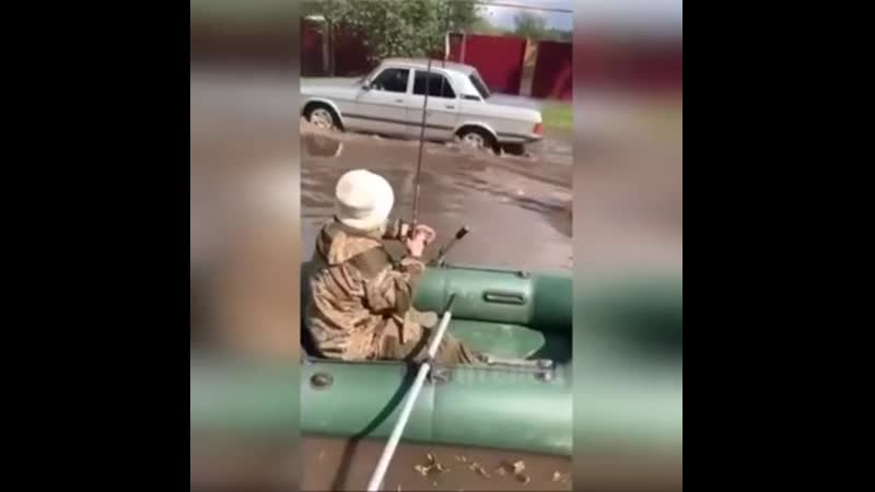 Рыбак это призвание