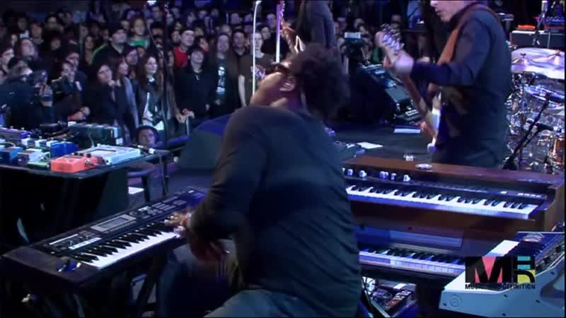 01 The Mars Volta Viscera Eyes Live at Nissan Live Sets 2008