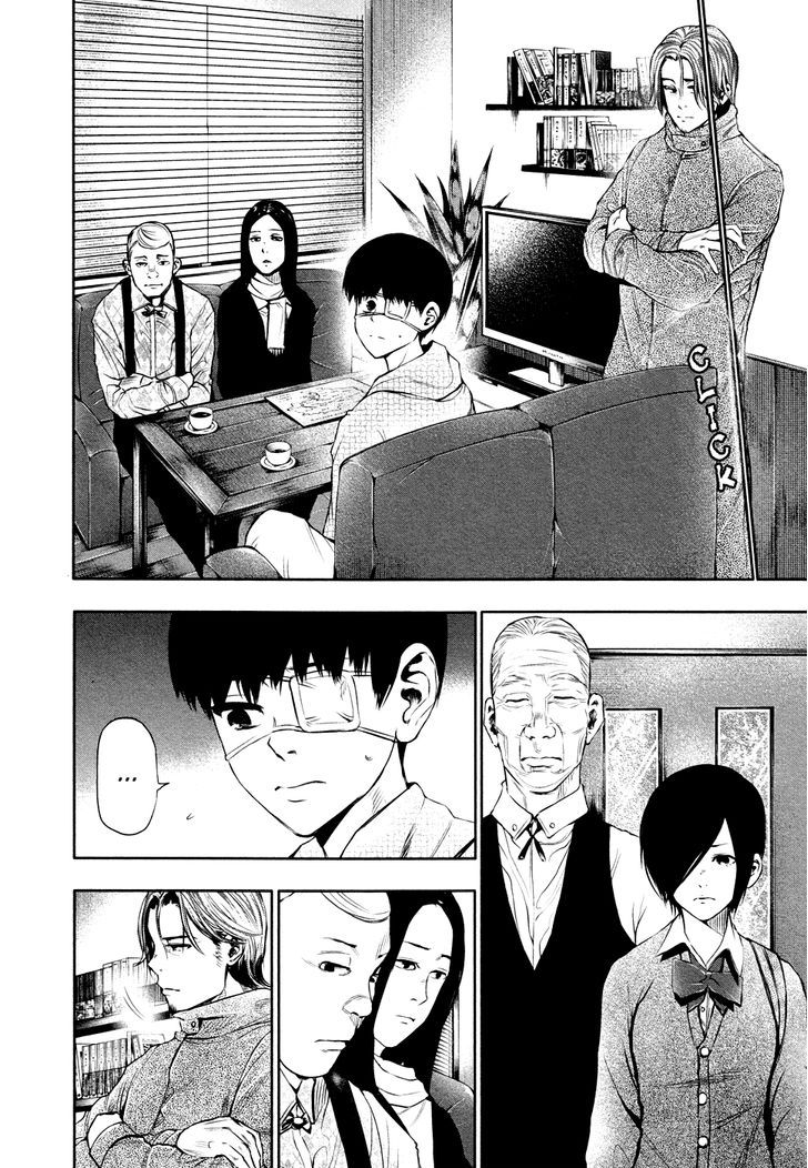 Tokyo Ghoul, Vol.2 Chapter 16 Confinement, image #4