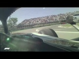 F1 DRIVER'S EYE VIEW A Unique View of Circuit Gilles Villeneuve