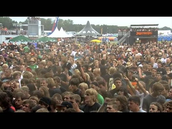 CALIBAN - LIVE AT AREA4 FESTIVAL 2010 - FULL CONCERT
