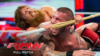 [#My1] Daniel Bryan vs. Randy Orton - Street Fight: Raw, June 24, 2013