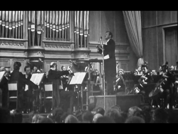 Evgeny Svetlanov conducts Rachmaninoff Symphony no 2 video 1973