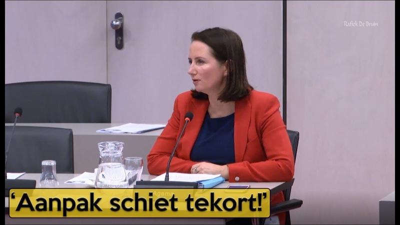 2 Agema PVV 'De wachtlijsten zijn weer veel langer geworden ' Politiek YouTube